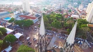 Botucatu 163 anos - Centro histórico