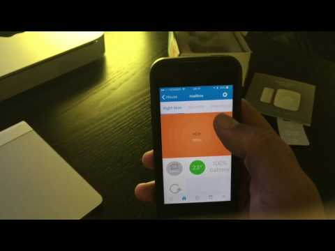 An automated home: You have mail! With the smartthings multipurpose sensor