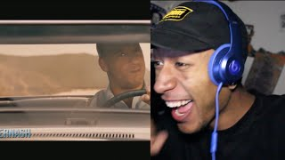 I pulled up to a red light, boy sings unwritten (Fast And Furious Version) REACTION!!!