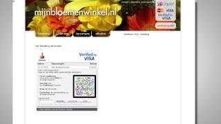 Verified by Visa met de Rabo Scanner