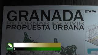 Estudiantes de arquitectura realizaron propuesta urbanística para Granada