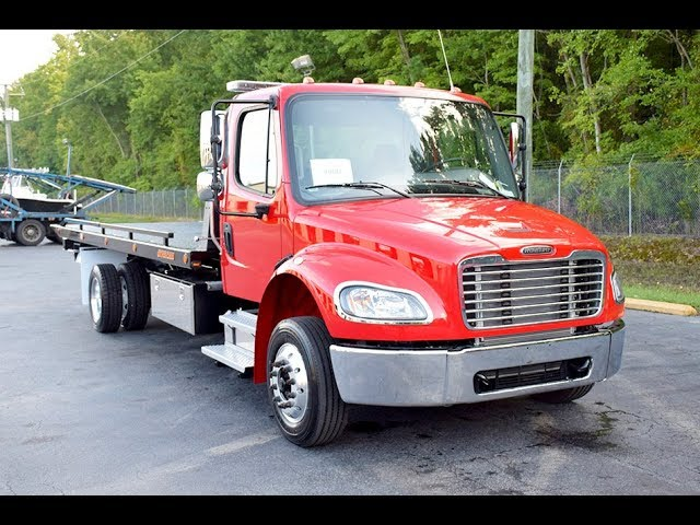 *SOLD* 2016 Freightliner M2 106 with Jerr-Dan 21SRRB STEEL – Stock#9102