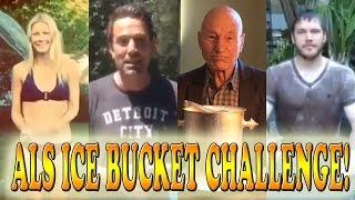 Best of ALS Ice Bucket Challenge: Comic Book Movie Edition