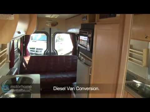 Class B Motorhome Rental Canada