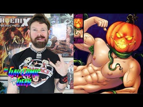 Jacko's Halloween Tales #2 - Class Comics Gay Comic Book Review