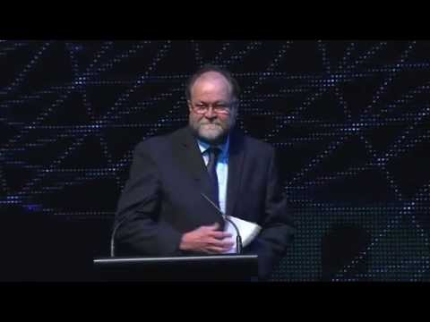 Douglas Lilburn's Induction into the NZ Music Hall of Fame at the 2014 APRA Silver Scroll Awards