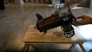 Подставка для алкогольных напитков с рюмками Play Wood Art Самолет(http://rozetka.com.ua/play_wood_art_51108432/p9568927/ Распаковка подставки для алкогольных напитков с рюмками Play Wood Art Самолет,..., 2016-08-18T16:05:10.000Z)