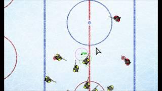 ''Geist''-Power-Up - Erstellen Sie ein Eishockey-Spiel AI Mit Lenk-Verhalten