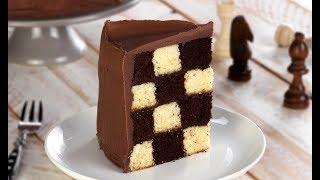 Торт Шахматный: Подробный Рецепт Роскошного Двухцветного Десерта