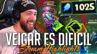 PULSO LA 'R' MUY FUERTE Y PASAN COSAS | Stream Highlights (League of Legends)