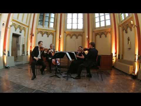 Shostakovich: String Quartet No.8 - Eurasia Quartet