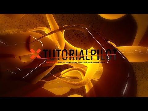 TUTORIAL || Aftereffects 3D TAO | Moving Trapcode TAO Organic Particle Animation