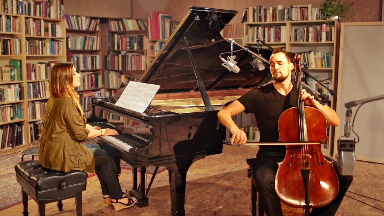 John Legend All Of Me Piano Cello Cover Brooklyn Duo