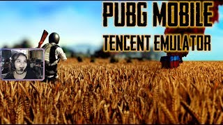 1v2 PUBG MOBILE TENCENT GAMING BUDDY | Friday night