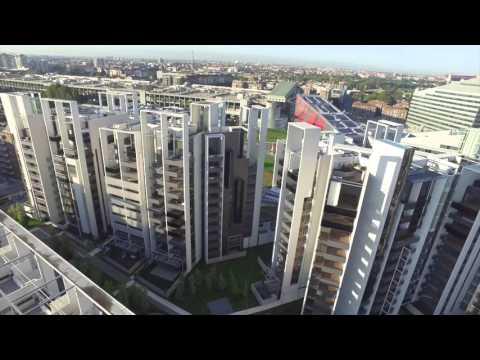 Parco Vittoria Milano - Vivere al futuro