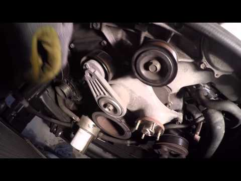 2005 Nissan Xterra Water Pump Replacement