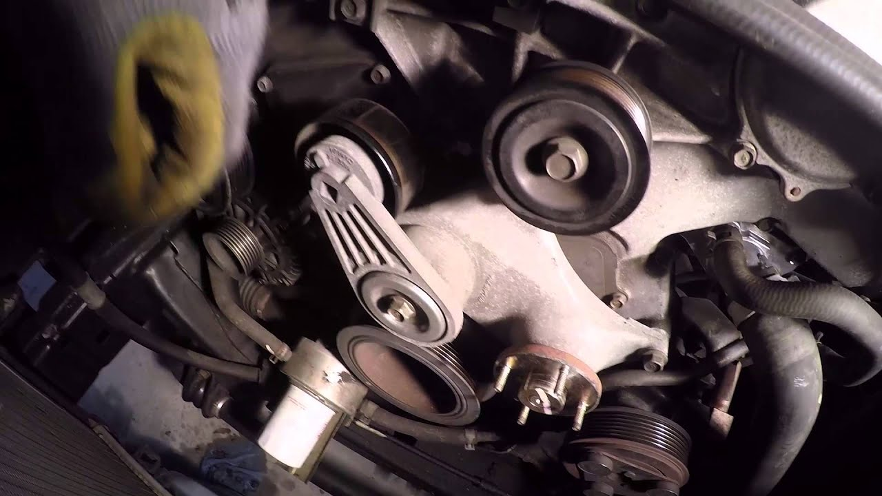 2012 Nissan Xterra Engine Diagram Just Wirings Jaguar Xf 2005 Water Pump Replacement Youtube Rh Com 2002 Exhaust 40