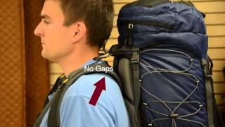 ALPS Pack Fitting Video