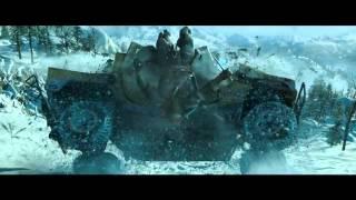 Черепашки-ниндзя - Трейлер (дублированный) 720p