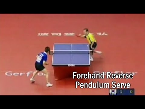 Table Tennis Service Variations: Master 6 Different Serves! - 동영상