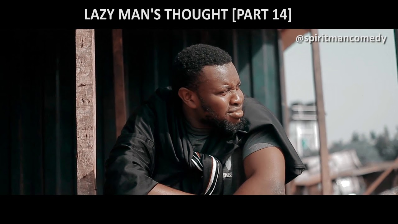 Download Lazy man's thought part 14 - Spiritman comedy