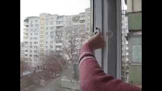 Теплый металлопластиковый раздвижной балкон в Черкассах