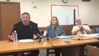 Senate Minority Leader Ted Ferrioli calls Oregon
