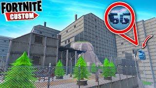 Fortnite PRISON RIOT Escape ROOM.. Can you FIND the ESCAPE Path?! (Fortnite Creative Mode)