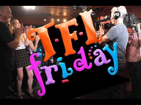 TFI Friday S07E06 (6/10) Ellie Goulding, Ronnie Wood, John Bishop, The Vamps, Wolf Alice