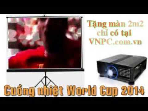 Cuong nhiet cung World Cup 2014