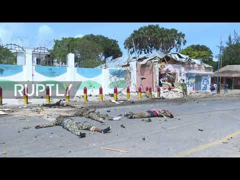 Somalia: Police foil car bomb attack near presidential palace