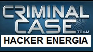 HACKER ENERGIA CRIMINAL CASE 2015