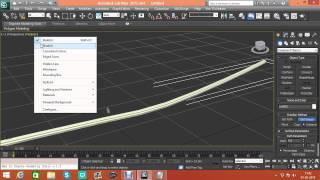 Model Rope In 3dsmax
