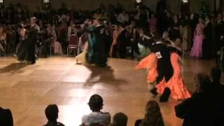 Emerald Ball 2010, Open Pro/Am Scholarship A, Viennese Waltz