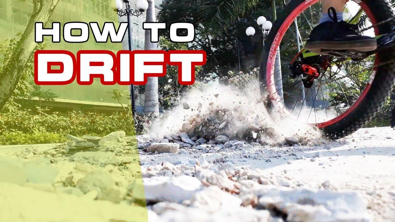 Kỹ thuật Drift | Cách tập cho người bắt đầu | How to Drift