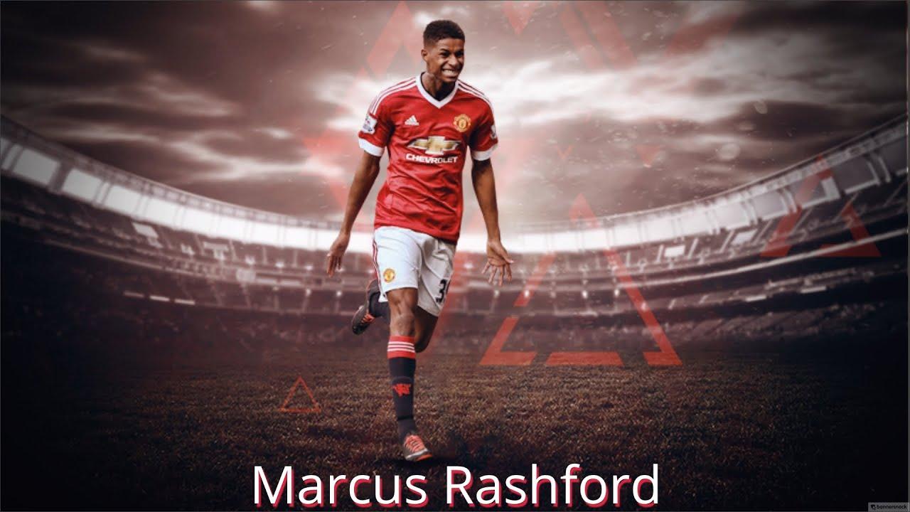 Marcus Rashford-Manchester United 2016