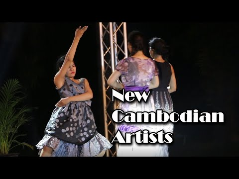 New Cambodian Artists Modern Dance