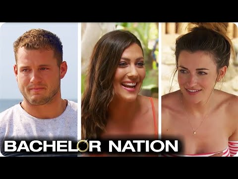 Beccas Unexpected Arrival On Paradise Causes A Storm For Colton !| Bachelor In Paradise