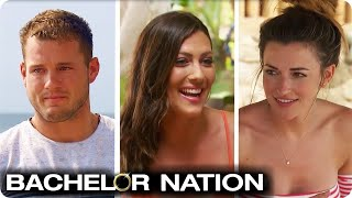 Becca\'s Unexpected Arrival On Paradise Causes A Storm For Colton !| Bachelor In Paradise