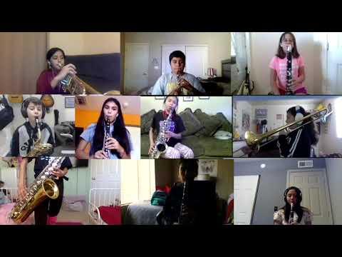 Coatimundi Middle School 6th Grade Virtual Band