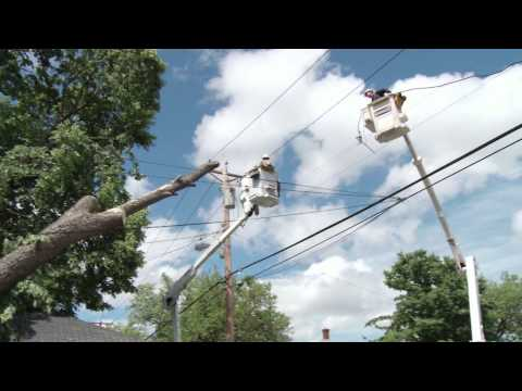 Xcel Energy Appreciates our Linemen!
