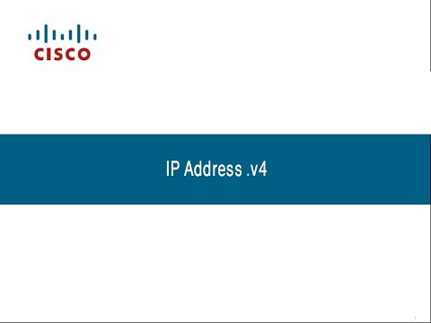 01 شرح IP Address