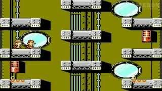 [ч.03] Dendy NES - Прохождение Chip