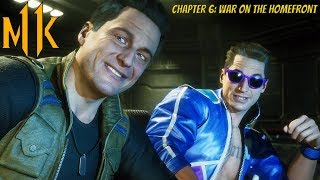 Mortal Kombat 11 - Chapter 6: War on the Homefront - Johnny Cage