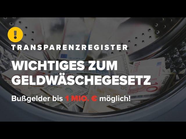 DCP im Dialog: Transparenzregister