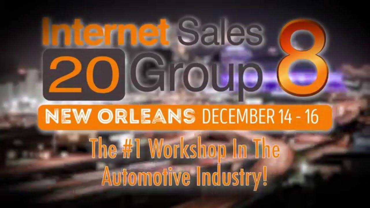 Auto Training Academy Founder Damian Boudreaux Reviews Internet Sales 20  Group 8 - New Orleans, LA