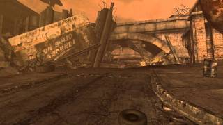 Fallout New Vegas Lonesome Road Trailer