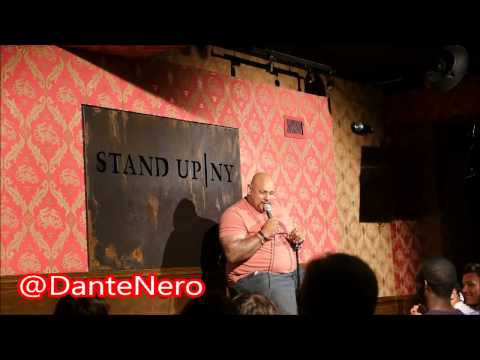 Comedian @DanteNero Rips Stand Up NY Comedy Club July 3rd 2014! Hilarious