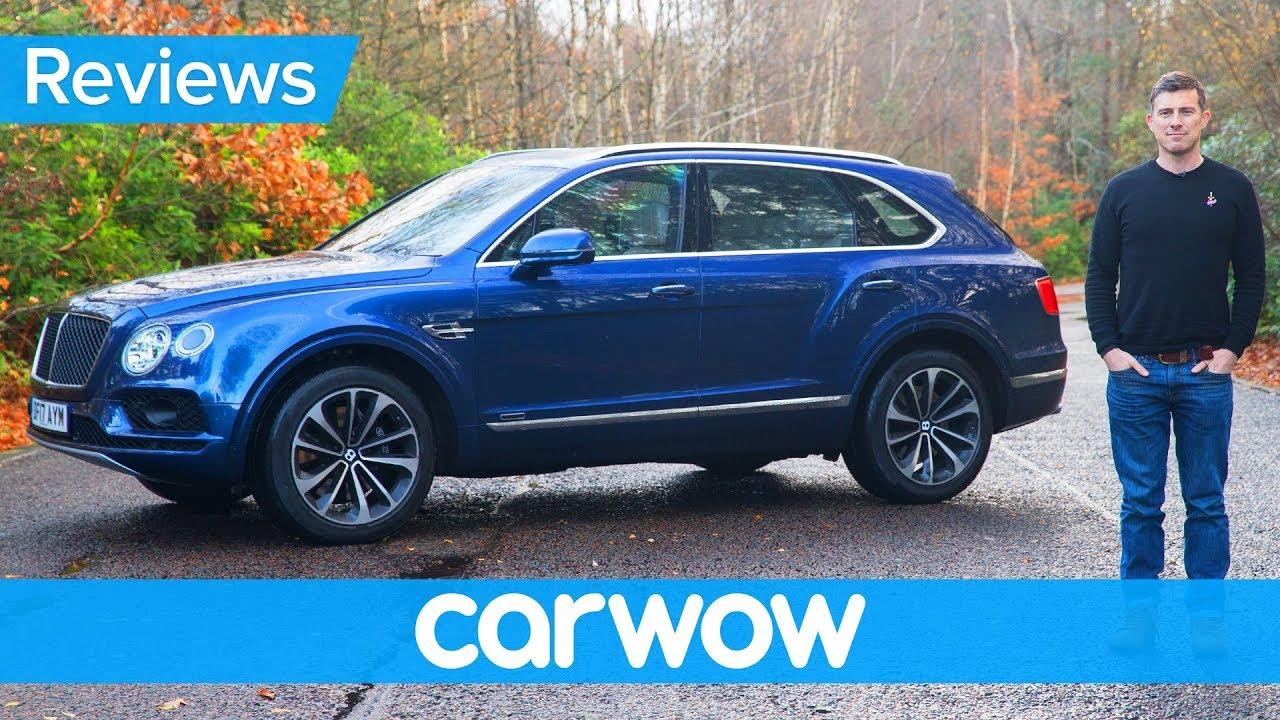Bentley Bentayga SUV 2018 in-depth review | Mat Watson Reviews