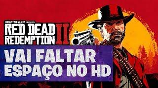 RED DEAD REDEMPTION 2 exige 149GB no Ps4 e MEGA MAN 11 pode receber DLC em breve